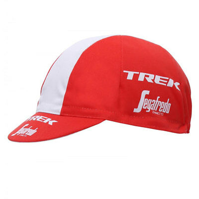 TREK SEGAFREDO 2018 PRO CYCLING TEAM BIKE CYCLE CAP - Made in Italy by Santini