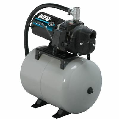 Wayne SWS50-8.5FX Shallow Well Jet WATER PUMP & TANK SYSTEM - New