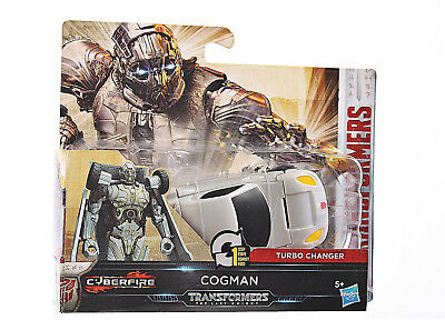 Hasbro C3133 Transformers THE LAST KNIGHT Turbo Changer Cogman Actionspielzeug