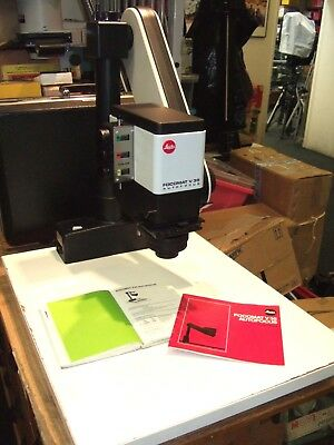 Leitz LEICA V35 FOCOMAT Colour Multigrade Vario-Contrast 35mm enlarger & Focotar