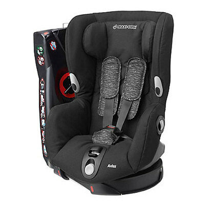Brand New Maxi-Cosi AXISS Group 1 Car Seat in Black Lines RRP£210