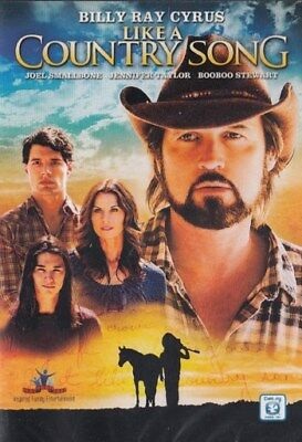 NEW Sealed Christian Drama Widescreen DVD! Like a Country Song (Billy Ray Cyrus)