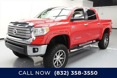 Toyota Tundra Limited Texas Direct Auto 2014 Limited Used 5.7L V8 32V Automatic 4X4 Pickup Truck