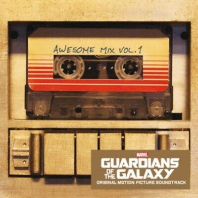 GUARDIANS OF THE GALAXY Awesome Mix Volume 1 CD NEW Soundtrack