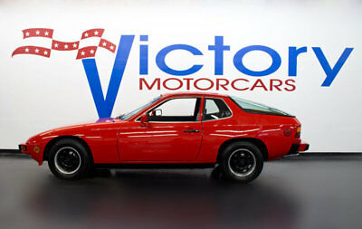 1979 Porsche 924  HOW QUALITY JUST ARRIVED FROM A COLLECTION