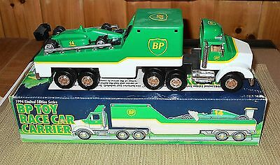 1994 BP Toy Race Car Carrier Limited Edition Series with Working Lights