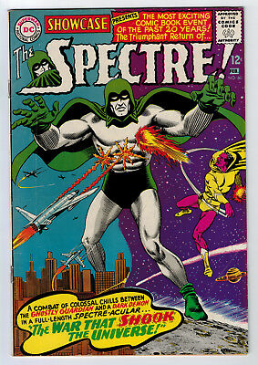 Showcase #60 3.5 1St Silver Age Spectre 1966 Off-White Pages