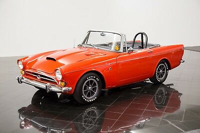 1966 Sunbeam Tiger Mk1A Convertible 1966 Sunbeam Tiger Mk1A Convertible