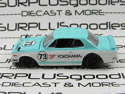M2 Machines 1:64 Scale LOOSE Collectible 1971 NISSAN SKYLINE GT-R Diorama Car