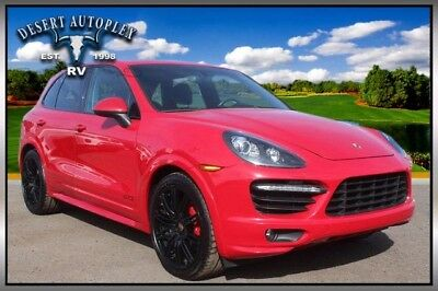2014 Porsche Cayenne  2014 Porsche Cayenne GTS Luxury SUV FULLY SERVICED!