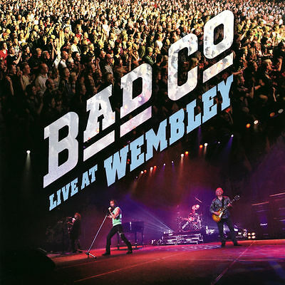 Bad Company Live At Wembley NEW CD 2011 Eagle Rock led zeppelin Paul Rodgers