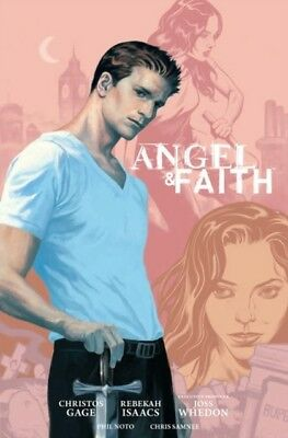 Angel and Faith: Season Nine Library Edition Volume 1 (Angel and ...