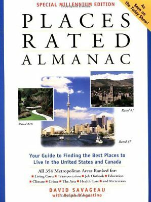 Places Rated Almanac, 1999: Your Guide to Finding the Best... | Buch | gebraucht