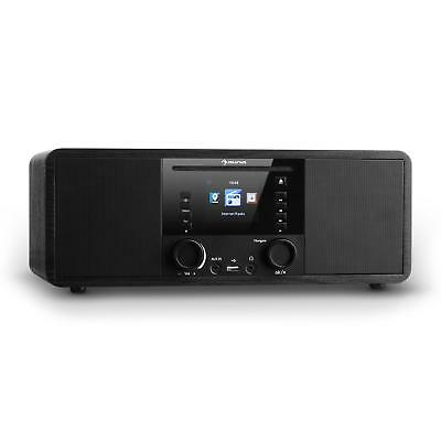 Radio internet numérique Wifi Streaming audio Bluetooth Lecteur CD Son stereo