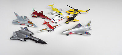 Matchbox Superfast Jets and Helicopter Zustand gut bis sehr gut