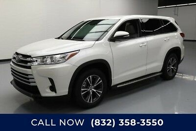 Toyota Highlander LE Texas Direct Auto 2018 LE Used 2.7L I4 16V Automatic FWD SUV