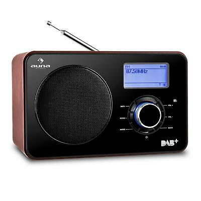 Radio internet sans fil portative multimedia récepteur DAB DAB+ streaming réveil