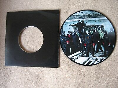 SLIPKNOT - Psychosocial (PIC - Single Vinyl) Schwarzes Cover