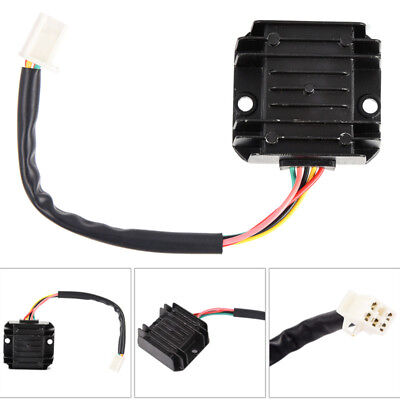 Voltage Regulator Rectifier For CG125 FXD125 150CC Engine 5 Wires 5 Pins`Scooter