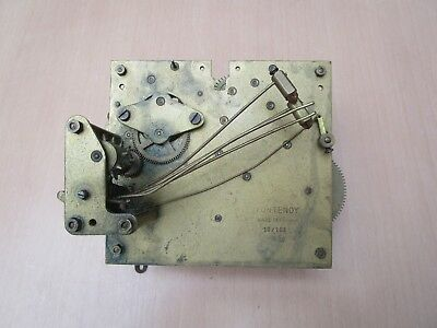 French Fontenoy Clock Movement For Spares / Repair