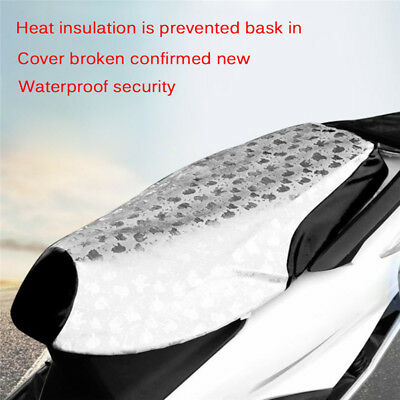 3D Sunscreen Waterproof Scooter Seat Reflactive Cover Protector M/L/XL/XXL TO