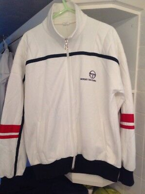 Vintage Sergio Tacchini 80s Tracksuit Top