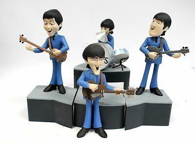 THE BEATLES McFarlane Toy Model Figures Whole Band & Instruments - P03