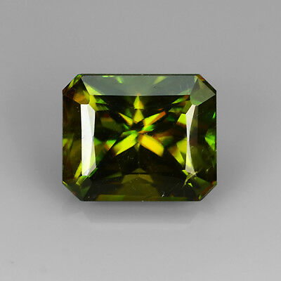 1.82 ct ULTRA RARE _ MULTI COLOR FLASHES_NATURAL COLOR CHANGE SPHENE # 002