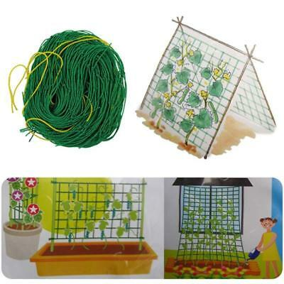 Plant Support Net Trellis Netting for Climbing Plants Fruits Vine Veggie Flowers