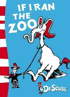 If I Ran the Zoo (Dr. Seuss - Yellow Back Book) New Paperback Book Dr. Seuss
