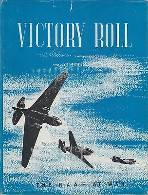 Aust. Air Force – VICTORY ROLL: The R.A.A.F at War 1945