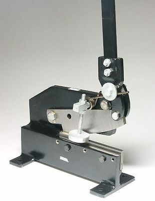 "6"" Metal Cutting Bench Mounted Hand Shear From Chronos"