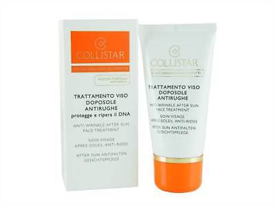 Collistar Anti-Wrinkle After Sun Face Treatment 50ml Skin Care New