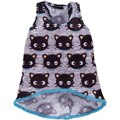 Barbie Hello Kitty Gray Tank Fashion Pack