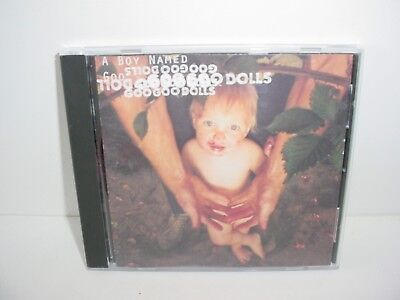 A Boy Named Goo by Goo Goo Dolls Music CD