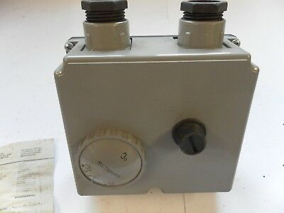 Immersion Thermostat And Safety Limiter