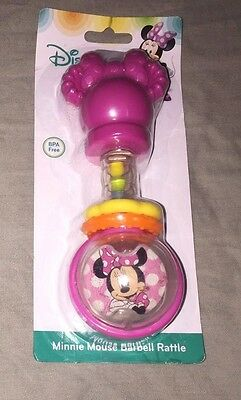 hochet minnie disney neuf