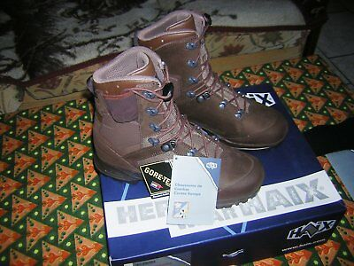 482 - HAIX - Chaussures de combat centre Europe GORE-TEX - pointure 42
