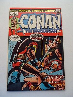 Conan the Barbarian #23 (1973, Marvel), 1st Red Sonja, nm(-), Barry Smith art