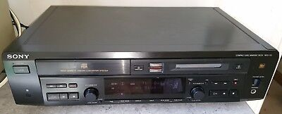 Sony MXD-D3 CD Player & MD Player/Recorder Combo.