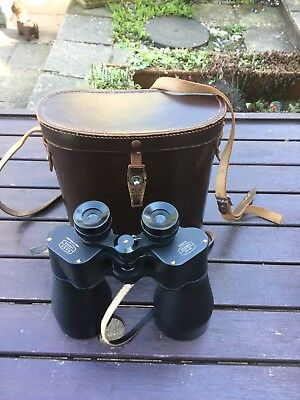 Ross Of London 13x60 Enbeeco Binoculars & Case