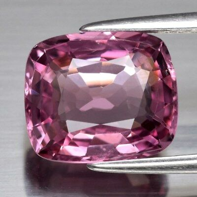 3.09ct 9.7x8.2mm Antique-Cut Natural Pink Purple Spinel, M'GOK