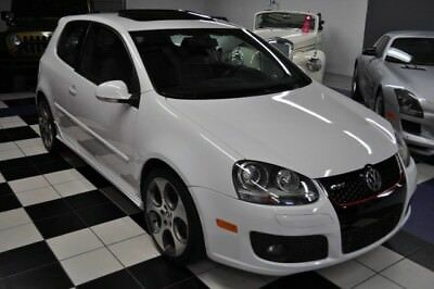 2007 Volkswagen Golf GTI ONE OWNER - ONLY 58K MILES - X-CLEAN MOST DESIRABLE COLOR COMBINATION - GTI TURBO - FLORIDA CAR !