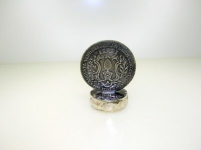 Augsburg 1765 (Fah) Franciscus Large Thaler Super Fine Coin/seal/paper Weight