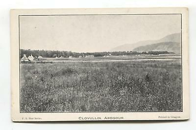 Clovullin, Ardgour - early Inverness-shire postcard