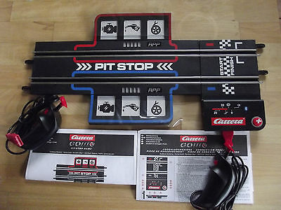 Upgrade Carrera GO auf PLUS  Set  komplett mit Pit Stop Game Sound Top