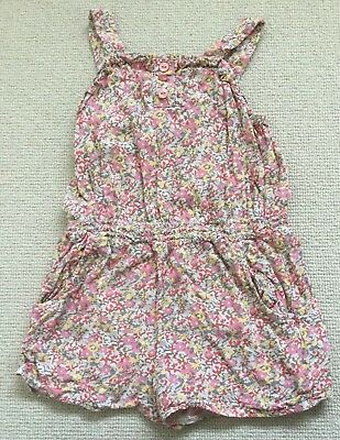 Girls Playsuit - Age 3-4