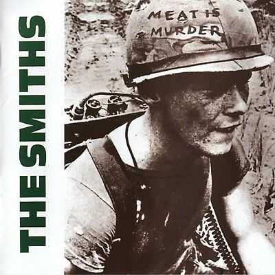 The Smiths 'Meat Is Murder' 10 Track Cd