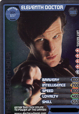 Doctor Who Monster Invasion Rare & Super Rare Trading Cards Pick From List