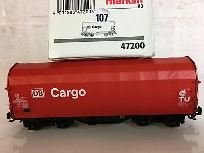 wagon  marklin 47200 -  - lot 107
